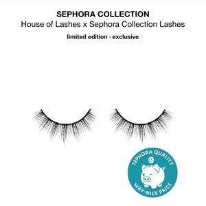 House of lashes x Sephora Collection- Valentina